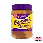 Cadbury Caramel Spread 400g - Карамельная паста Cadbury. Стекло