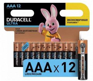 DURACELL UltraPower Батарейки AAA 12шт