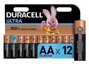 DURACELL UltraPower Батарейки AA 12шт