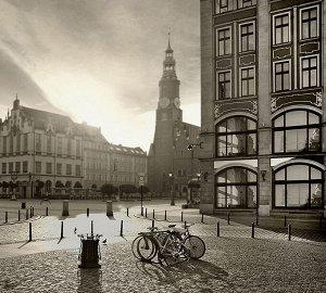 Фотообои Старинный городок