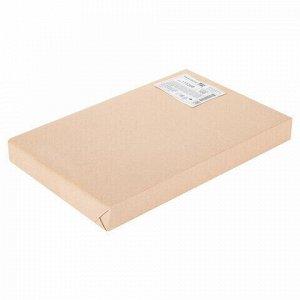 Бумага для акварели А4 210х297 мм, 1 лист, 200 г/м2, ГОЗНАК СПб, зерно, BRAUBERG ART CLASSIC, 113208