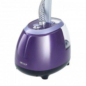 Отпариватель электрический 2200 Вт, 2,1 л LUX DL-871PS фиолетовый
