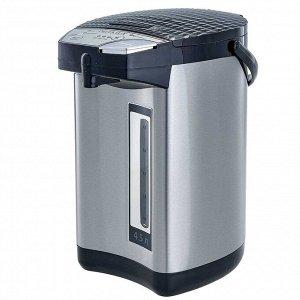 Чайник-термос электрический 750 Вт, 4,5 л  LUX DE-1700 нержавеющая сталь