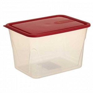 Контейнер для продуктов Warm Honey 1,2 л SE1104СТ сочный томат