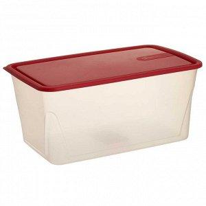 Контейнер для продуктов Warm Honey 2,1 л SE1106СТ сочный томат