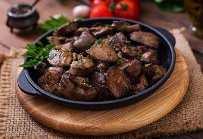 Вкуснейшее мясо. Перепелка, Кролик, Утка- все что вы искали — Субпродукты куриные