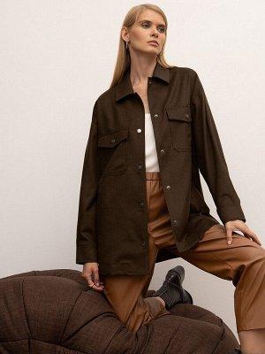Куртка рубашечного кроя R075/monroe