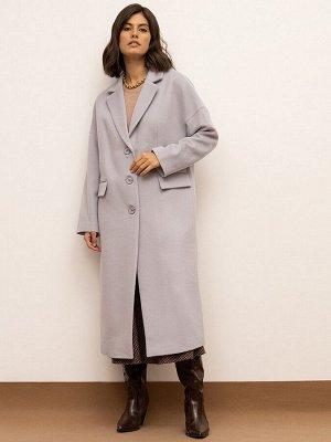 Пальто прямого кроя R074/lulove