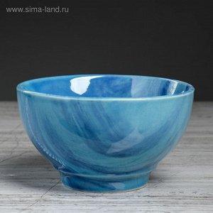 """Салатник 600 мл """"Радуга"""", голубой"""