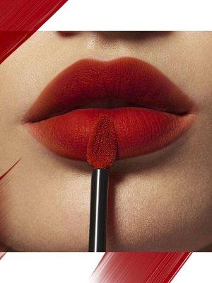 """L`Oreal Paris Губная помада-тинт для губ Rouge Signature, матовый, оттенок 115, """"Я этого достойна"""", красный, 7 мл"""