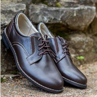 Рос-обувь! Натуральная кожа без рядов! 👢 — Мужские туфли