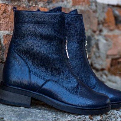 Рос-обувь! Натуральная кожа без рядов! 👢 — Женские ботинки