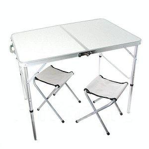 Стол туристический, 60*90 + 2 стула