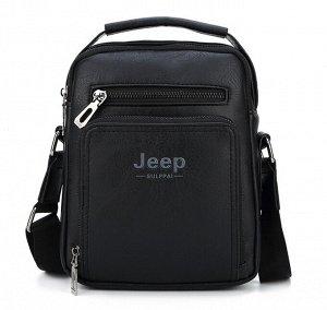 Сумка мужская Jeep Sulppai, черная