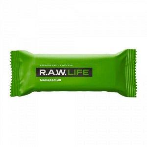 """Батончик """"Макадамия"""" Raw Life"""