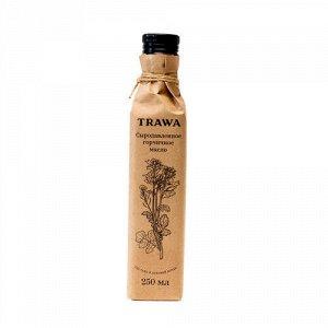Масло горчичное, сыродавленное Trawa