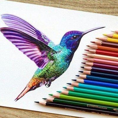 HATBER и ко — канцелярия, что надо! Для учебы и творчества — ЮНЛАНДИЯ-Карандаши цветные