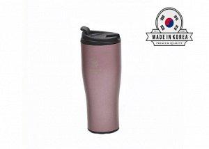 Термос питьевой Apollo 0,35 л. розовый