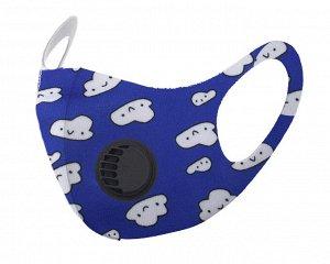 Детская защитная маска с  клапаном F9179