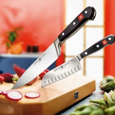 Ножи для мяса, рыбы, пекарские и универсальные