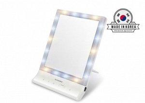 Макияжное зеркало со светодиодной подсветкой Diasonic DL-110CH