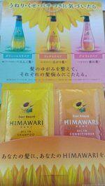 70005kr «Dear Beaute» Саше Шампунь+бальзам для повр-ых волос с растит комплексом Himawari Premium EX, 10мл+10г