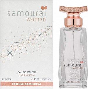 Samourai Woman - туалетная вода с цветочными нотками