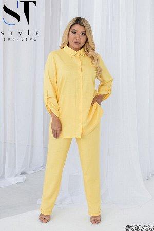 Костюм 69768 (рубашка+брюки)