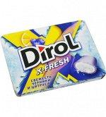 DIROL X-FRESH б/с черн/цитр.фрукт 16гр