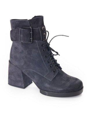 Ботинки Страна производитель: Китай Размер женской обуви x: 35 Полнота обуви: Тип «F» или «Fx» Вид обуви: Ботинки Сезон: Весна/осень Материал верха: Замша Материал подкладки: Байка Материал подошвы: П