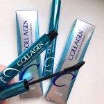 Водостойкая объемная тушь с коллагеном Enough Collagen Waterproof Volume Mascara
