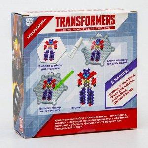 "Аквамозаика ""Автоботы"" Transformers, 4 фигурки, персонажи"