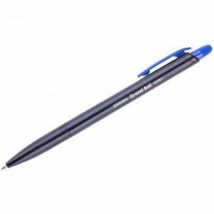 """Ручка шариковая автоматическая Crown """"Grand Ball"""" синяя, 0,7мм"""