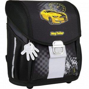 Ранец школьный MagTaller EVO Light, Racing, 20917-06