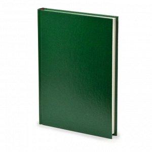 Ежедневник недатированный зелен,А5+ ,145х205мм,136л, Ideal 3-122/...