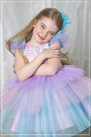"""Платье """"Радужное"""""""