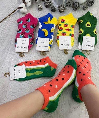 Огромные скидки лета! Одежда для всей семьи от 35руб — НОСКОМАНИЯ))) Любимые носочки! Колготки