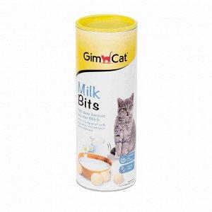 GIMCAT Витамины для кошек МилкБитс 425 г