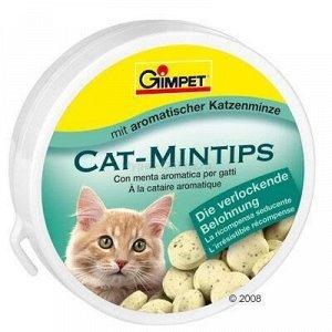 GIMCAT Витамины для кошек с кошачьей мятой МинтТипс 425 г