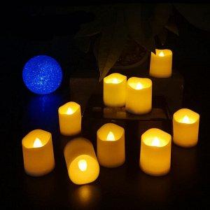 Набор свечей светодиодных с имитацией пламени Q1Y2NSH9