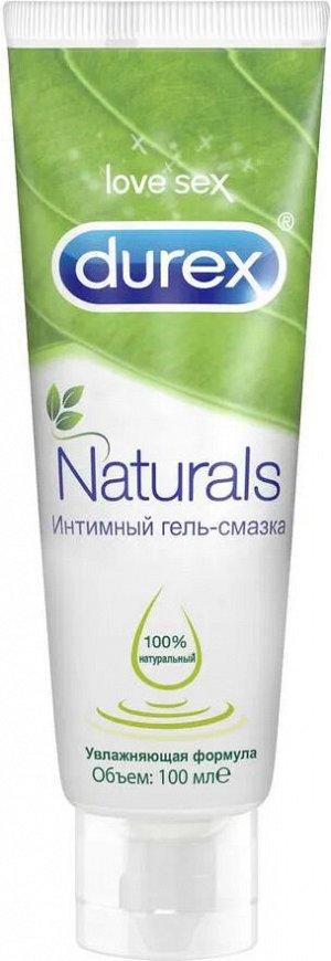 DUREX Naturals интимный гель-смазка 100мл