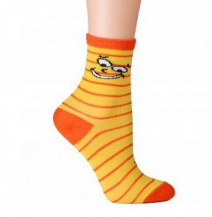 Носки детские оранжевый