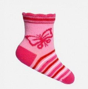 Носки детские розовый