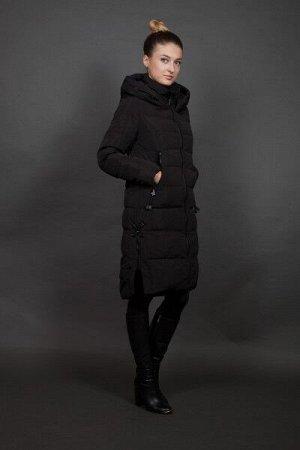Куртка женская зимняя 588 черный