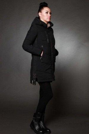 Куртка женская зимняя 1715 черный