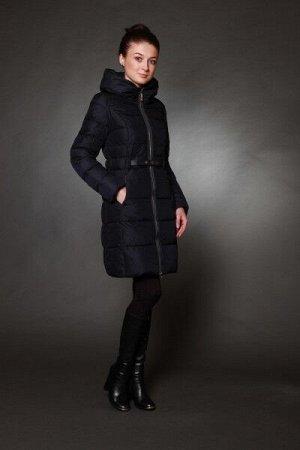 Куртка женская зимняя 8126 черный.