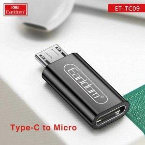Переходник с Type-C на Micro OTG
