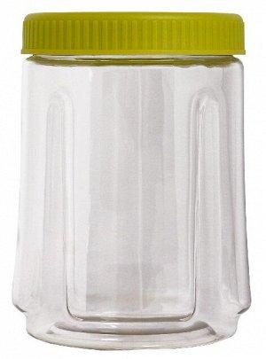 Банка для сыпучих продуктов Bono 0,75л оливковая роща