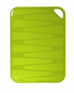 Доска разделочная Bono Средняя 290*200 мм оливковая роща