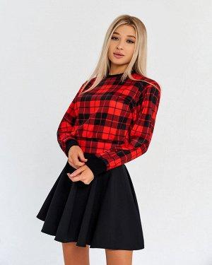 Рашгард Bona Fide: Easy Shirt Afterschool Red